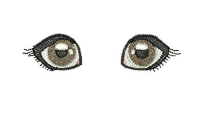 Bright Eyes - 30 Machine Embroidery Designs