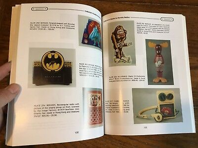 Collectors Guide & Prices to Novelty Radios,Bunis Breed, 1994 Vintage Near Mint