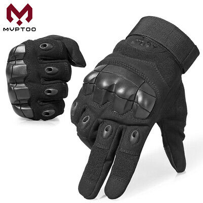 Touch Screen Motorcycle Full Finger Gloves Outdoor Driving Moto Motorbike Racing