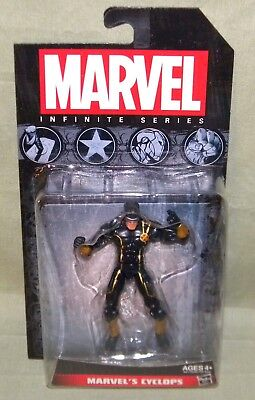 "Marvel Universe MARVEL'S CYCLOPS Infinite Series 2014 Wave 3 X-MEN 3.75"" Figure"