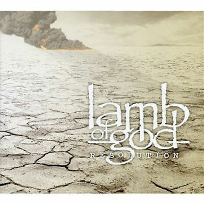 Lamb Of God - Resolution  CD New Sealed
