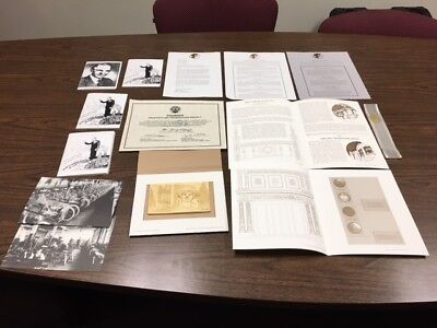 Various Henry Ford Promos, Invites, Collectible Items.