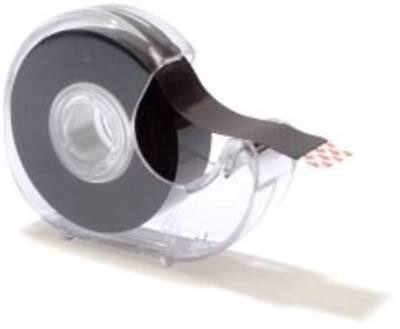 nastro adesivo magnetico con dispenser 7 m X 19 mm - magnatic tape