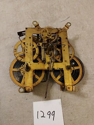 Ingraham Mantle Clock Movement