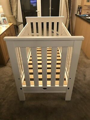 Boori Country Collection Cot Bed - White