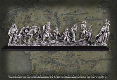 Lord of the Rings - The Fellowship Pewter Sculpt - NN2255 - UVP 295 USD