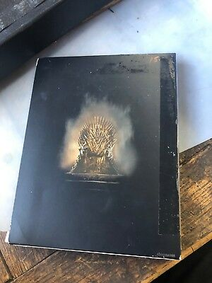 Game of Thrones: Season 2  (Blu-ray Disc, 2014, 5-Disc Set)
