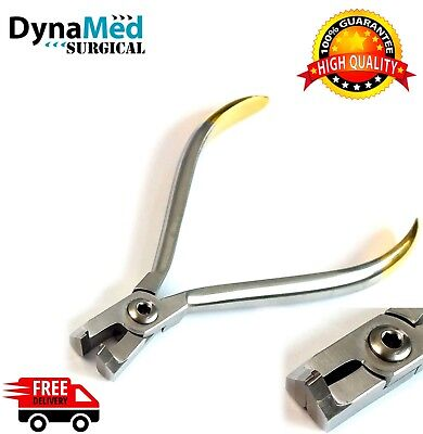 TC Distal End Cutter Plier Stainless Steel Dental Surgical Instrument