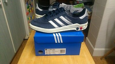 new arrival f526e 09ac2 Adidas Columbia CLMBA Spezial SPZL Originals Retro Trainers Size 9 UK BNIBWT