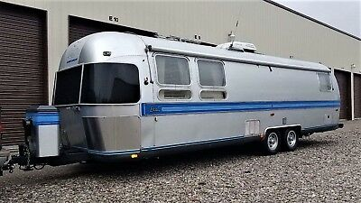 1983 Airstream Excella Travel Trailer Camper