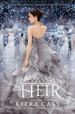 The Heir by Kiera Cass:  Hard Cover First Edition w Dust Jacket