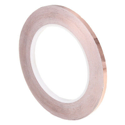 EMI Shielding Copper Foil Tape Adhesive for Electric Guitar PDA PDP 3mm X30M