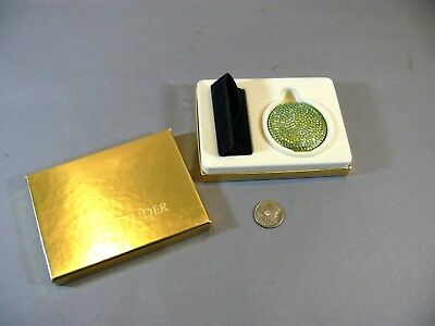 Estee Lauder SHIMMERING GREENS Compact Lucidity Powder Transparent-06 BOXED