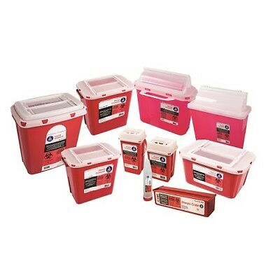 Dynarex 4622-4631 Sharps Containers
