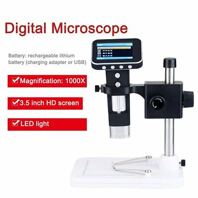 1000X Smart Digital Microscope Wireless Microscope With 3.5 Inch LCD Screen GV