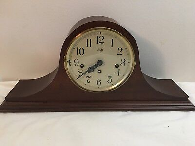 Sligh Mantle Clock, Franz Hermle, German, Westminster Chime