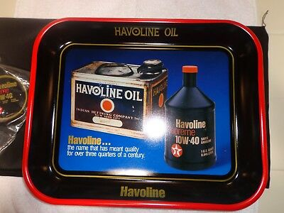 Havoline Oil Serving Tray