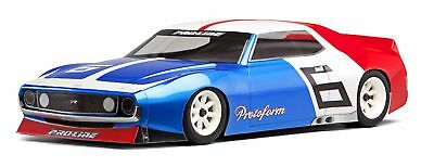 Proline Racing J71 Clear Body for Vintage Trans Am PRO152600