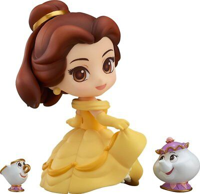 Nendoroid Beauty and the Beast Belle Disney Good Smile Company NEW from Japan
