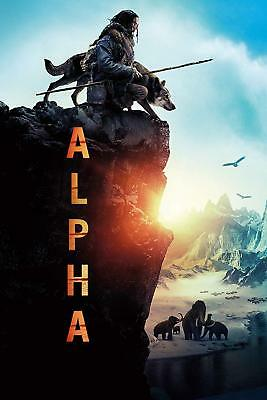 Alpha DVD New & Sealed Free Shipping Included!