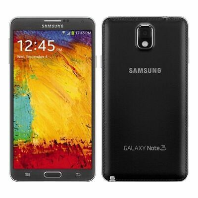 NEW Samsung Galaxy Note 3 SM-N9005 16GB GSM Unlocked 4G LTE Android Smartphone