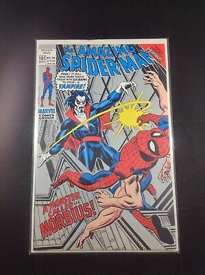 The Amazing Spider-Man 101 Morbius Reprint VF Marvel Comics