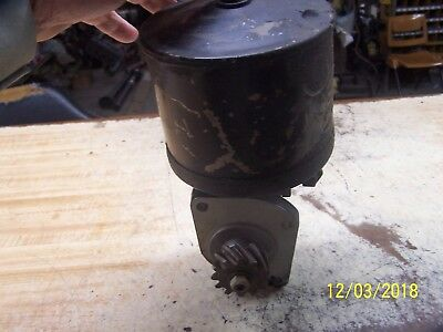 Mf Massey Ferguson 35,50,65,135,150 Gas Tractor  Power Steering Pump