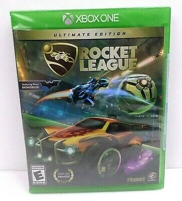 Rocket League Ultimate Edition (Microsoft Xbox One, 2018) NEW SEALED