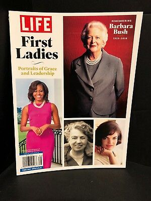 LIFE (FIRST LADIES) 2018 (PORTRAITS OF GRACE & LEADERSHIP) Brand NEW