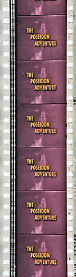 P2003 - THE POSEIDON ADVENTURE (1972) - 35mm feature film INCOMPLEATURE