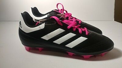 brand new 08579 457bd Adidas pink cleats - 6 - Goletto Vi Fg BlackWhitePink Soccer shoes