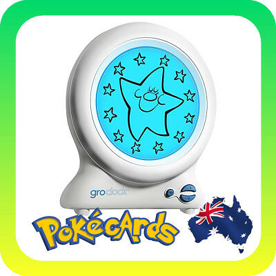 GRO Clock Sleep Trainer and Night Light - Free Storybook