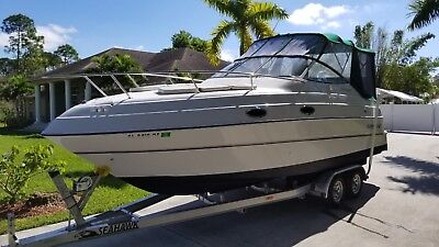 1999 Four Winns 258 Vista One Owner Boat WITH ONLY 196 hours!!!
