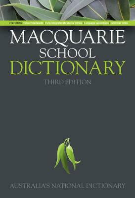 Macquarie School Dictionary 3E (Hardback) And Bonus Compact Speller by  [Other]