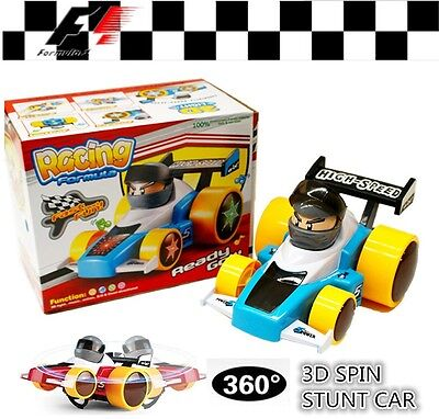 Electronic F1 Racing Vehicle Formula Car Baby Child Kid Led Toy X-Mas Sales Gift