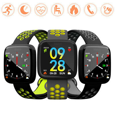 F15 Smartwatch Band Reloj Inteligente Pulsómetro Impermeable Para Android/IOS
