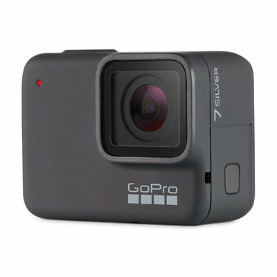 GoPro Hero 7 Silver Action Camera With 32GB Card