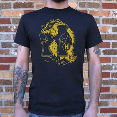 Harry Potter | House Of Hufflepuff T-Shirt (Mens)