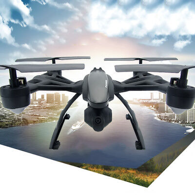 RC Drones 2.4G WIFI 4CH RC Quadcopter With FPV 2.0 HD Camera 6-Axis Gyro Black