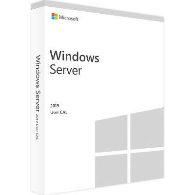 Windows Server 2019 - 1 User CAL - Zugrifflizenzen