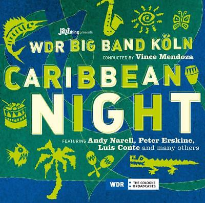 WDR BIG BAND CONDUCTED BY VINCE MENDOZA FEAT. ANDY - Caribbean Night