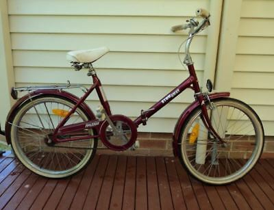 Raleigh Stow Away Girls Bicycle