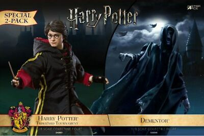 Harry Potter - My Favouite Movie Actionfigur Doppelpack 1:8 - Dementor & Harry .