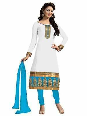 Indian Designer Ready Made Shalwar Suit Ethnic Yellow Stitched Salwar Kameez