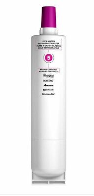 EveryDrop by Whirlpool EDR5RXD1B Filter 5 6-Month Refrigerator Water Filter