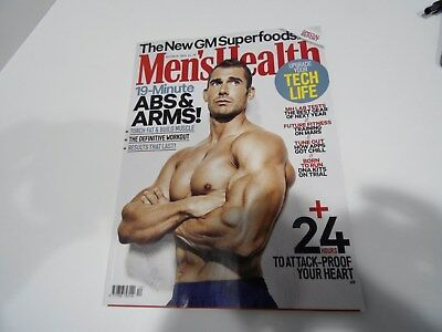 Men`s Health Magazine - December  2018