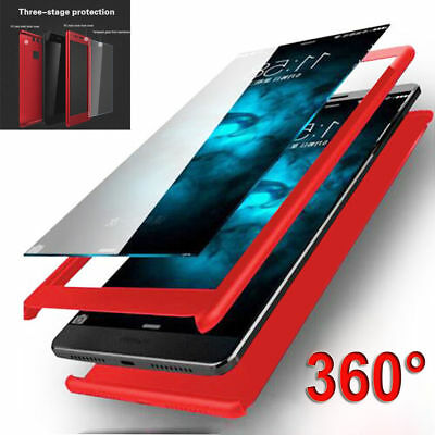 360 Full Protective Case for Samsung Galaxy Note 9 S7 S8 S9 J5 A7 J6 4Hard Cover