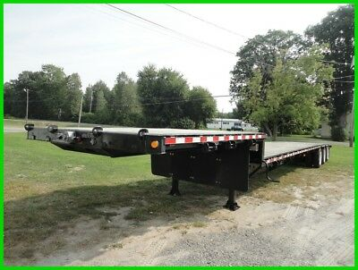 2007 Manac 53 ft TRI / A Step DECK 53 FT. 3 AX Used