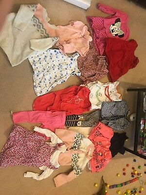 Baby Girl Clothing Bundle 9-12 Months Next. Mayroyal. M And S. H And M