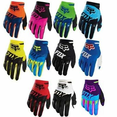 Dirtpaw Race Gloves 2018 MX Motocross Cycle Dirt Bike Off Road